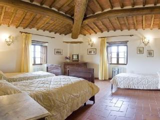 4 bedroom Condo with Television in Pergine Valdarno - Pergine Valdarno vacation rentals
