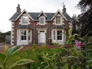 INVERMAY (Infa-red sauna) Blairgowrie, Perthshire, Scotland - - Perth and Kinross vacation rentals