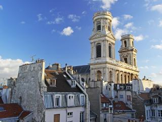 Exceptional One Bedroom Paris View Saint Sulpice - Paris vacation rentals