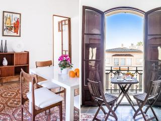 Santa Catalina: Sunny, modern flat. Large windows - Palma de Mallorca vacation rentals