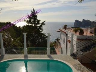 APPARTAMENTO LA GRANSEOLA C (NEW) - SORRENTO PENINSULA - Marina del Cantone - Nerano vacation rentals