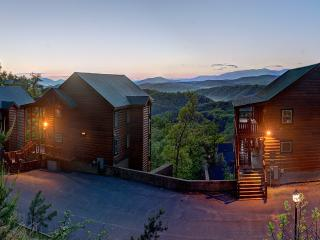 Luxury Mtn Top Estate~19Br~Elevator/Theater/GmRm - Pigeon Forge vacation rentals