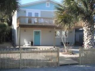 Vilano Beach/St. Augustine FL O'Cottage by the Sea - Saint Augustine vacation rentals