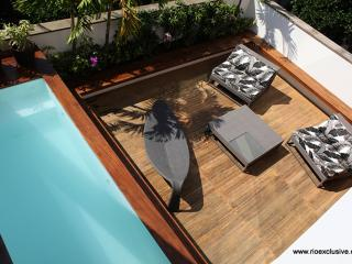 Rio132 - Penthouse in Leblon with pool and terrace - Rio de Janeiro vacation rentals
