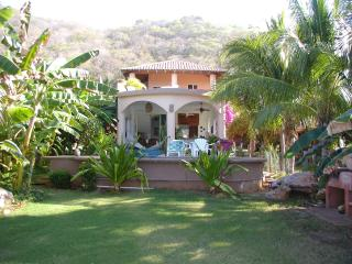 Wonderful House with Deck and Internet Access - Troncones vacation rentals
