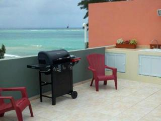Rooftop Terrace! 2 Bedroom Condo On Luquillo Beach - Luquillo vacation rentals