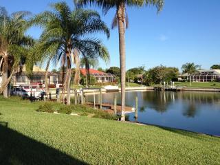 Villa Lavender -Cape Coral FL-Stunning view, relax - Cape Coral vacation rentals