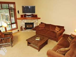 Living Room - Woodhaven Townhouses - 45 - Sun Peaks - rentals
