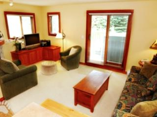 Living Room - Timberline Village - 14 - Sun Peaks - rentals