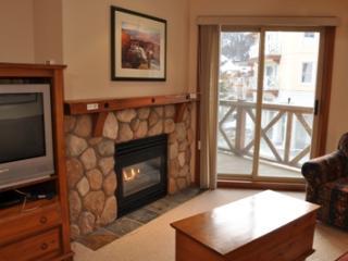 Fireside Lodge Village Center - 215 - Sun Peaks vacation rentals