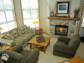 Living Room - Crystal Forest Condos - 70 - Sun Peaks - rentals