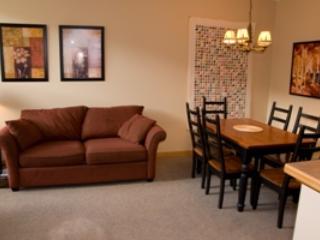 Livingroom - Crystal Forest Condos - 57 - Sun Peaks - rentals