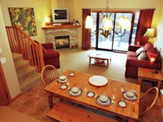 Dining Room - Trail's Edge Townhouses - 51 - Sun Peaks - rentals