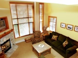 Living Room - Trail's Edge Townhouses - 52 - Sun Peaks - rentals