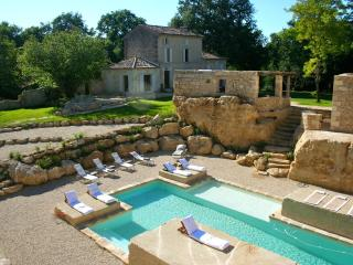 Luxury home w/pool Bordeaux & Saint Emilion area - Naujan-et-Postiac vacation rentals