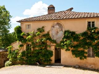 Bright Villa with A/C and Fireplace - Sovicille vacation rentals