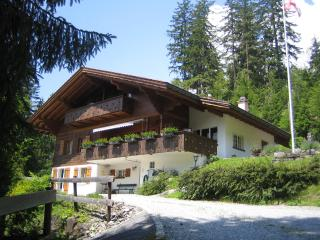 Chalet Ave, 2 flats (sleeps 9 and 4 persons) - Bernese Oberland vacation rentals