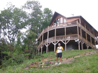 Mountain views*HOT TUB***WI FI** Cell  service! - Brasstown vacation rentals