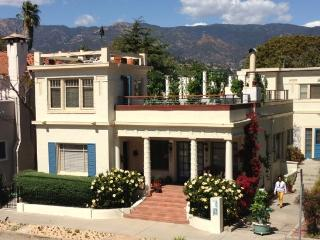 """Chapala Gardens"" - Historic West Beach : Unit-3 - Santa Barbara vacation rentals"