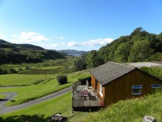 CONIFER LODGE, Lerags Glen, Oban, Argyll, Scotland - Oban vacation rentals