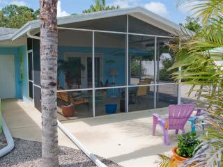 Beachy Old Florida Cottage Walk/Bike to the Beach - Bonita Springs vacation rentals