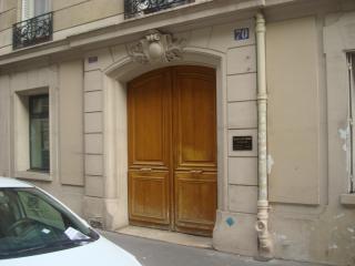 Classic 3 Bedroom Vacation Apartment in Parc Monceau - Paris vacation rentals