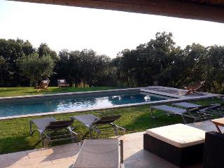 Les Terrasses, Gordes Bed and Breakfast - 3 Bedroom with WiFi and Pool - Gordes vacation rentals