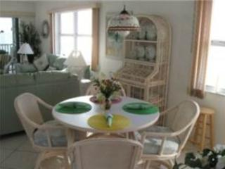 Gulf Front 2/Bedroom Vacation Rental.#407 - Image 1 - Fort Myers Beach - rentals