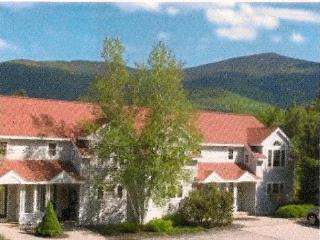 Bright 3 bedroom Apartment in North Conway with Deck - North Conway vacation rentals
