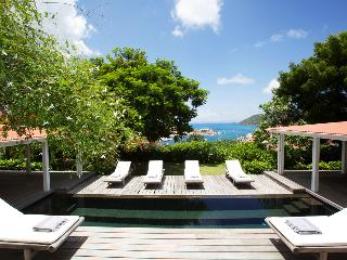 Perfect Villa with A/C and Satellite Or Cable TV - Gustavia vacation rentals