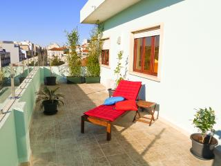 AR1 - Charming Penthouse, 4 bedroom - Lisbon vacation rentals