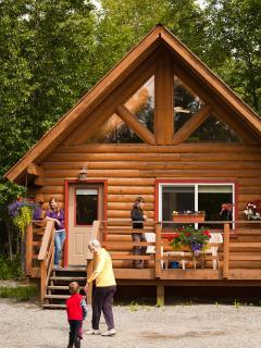 Hatcher Pass Bed & Breakfast Cabins - Palmer vacation rentals
