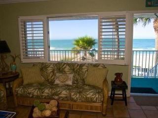 1 BEDROOM, LONGBOAT KEY, DIRECTLY ON THE BEACH - Longboat Key vacation rentals
