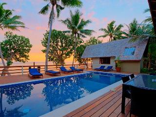 Coral cove absolute beach front private villa - Sigatoka vacation rentals