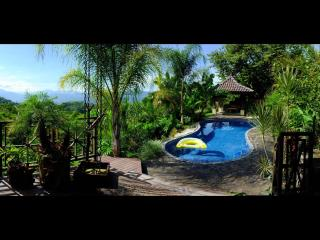 Villa Madrugada - Bali Style Home Overlooking Tree Canopy - Atenas vacation rentals