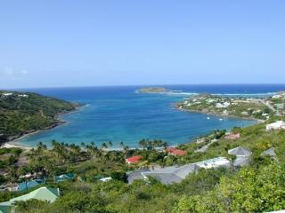 Elegantly furnished with views over Marigot and Grand Cul de Sac Bay WV MLA - Marigot vacation rentals