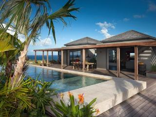 Modern villa with an organic touch and views over Grand Cul de Sac WV AME - Marigot vacation rentals