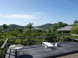 Located in the hills of St. Jean with views of the ocean in the distance WV KAT - Saint Jean vacation rentals