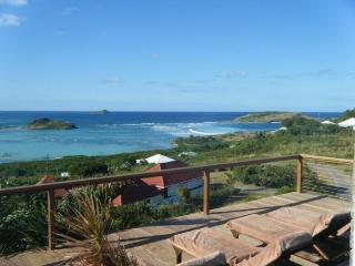 Casa Blanca at Petit Cul de Sac, St. Barth - Ocean View, Walk To Beach, Pool - Petit Cul de Sac vacation rentals