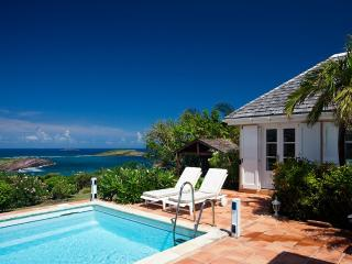 Le Roc at Petit Cul de Sac, St. Barths - Walking Distance To Beach, Ocean View - Petit Cul de Sac vacation rentals