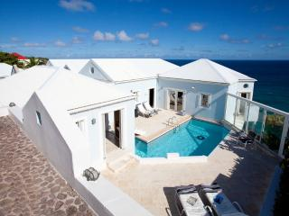 Au Vent at Pointe Milou, St. Barths - Ocean View, 2 Pools, Elegant and Comfortable Decoration - Pointe Milou vacation rentals