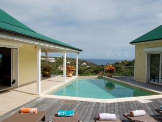 Florence at Marigot, St. Barths - Ocean View, Private, Perfect Vacation with Friends - Marigot vacation rentals