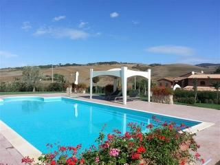 Villa Ilario vacation holiday villa rental italy, tuscany, siena, pool, view - Pienza vacation rentals