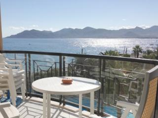 Lovely beachside apartment in Cannes La Bocca - Cannes vacation rentals