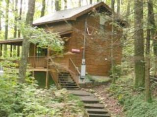 Outside of Cabin - Brookside - Perfect Honeymoon Hideaway - Sevierville - rentals