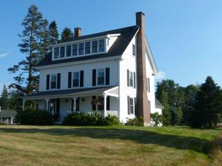 Family Friendly Farmhouse with fantastic views - Bar Harbor and Mount Desert Island vacation rentals