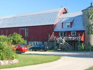 Barnsite Retreat- Gateway to Door County - Kewaunee vacation rentals