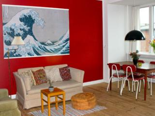 Nice Copenhagen apartment near Frederiksberg metro - Copenhagen vacation rentals