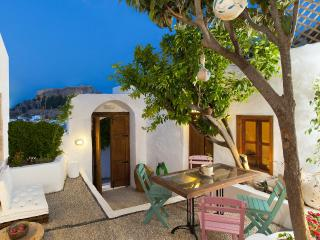 Filoxenia Amazing  G Cottage with spectacular views - Lindos vacation rentals
