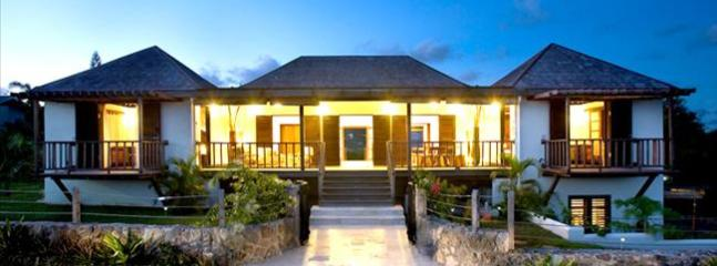 Casa Lidia - Dockyard View Villa at English Harbour, Antigua - Ocean View, Pool - English Harbour vacation rentals